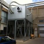 Kapsel für 2 Ventilatoren