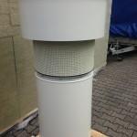 RSD-Filter mit Wetterschutz