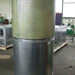 Radialfilter am Rohr-SD