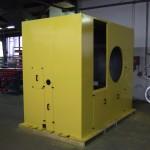 Schallkapsel für Turbinengetriebe